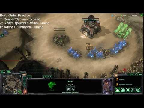 Starcraft 2 Ladder Silver League - 4 Games Random Race