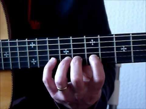 Guitar Left Hand Technique.wmv