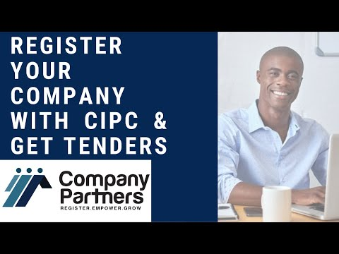 Register your Company and get Tenders