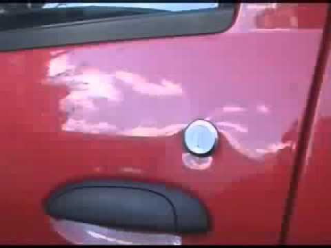 Unlock Your Car with a Tennis Ball