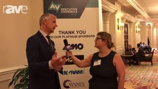 AVEC 2017: Sara Abrons Interviews David Labuskes, CEO of AVIXA