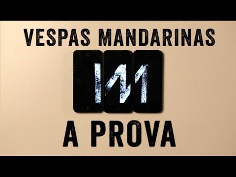 """Vespas Mandarinas lançam clipe de """"A Prova"""", conheça a história da música"""