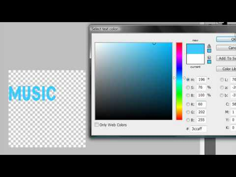 How To Make Icons In Adobe Photoshop CS4