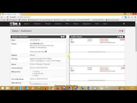 How to configure USB Modem as WAN and internet source for PFSense 2.3.2