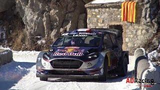 WRC Rallye Monte Carlo 2017 | Maximum Show & Attack | ADRacing