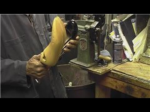 Shoe Repair & Cleaning : How to Stretch Patent Leather Shoes