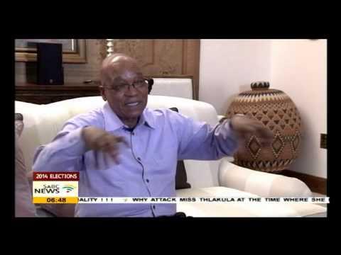 The lighter side of President Jacob Zuma