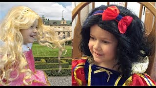 Fairy Tale Compilation For Kids #2!! Sleeping Beauty And Snow White Amazing & Funny!