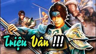 Dynasty Warriors 9 #4: CUỐI CÙNG CŨNG GẶP TRIỆU VÂN !!! HURAA !!!