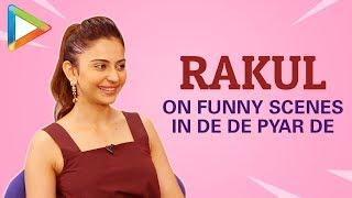 Rakul Preet Singh on Ajay Devgn, The Tremendous Response To De De Pyaar de & Funny Scenes|