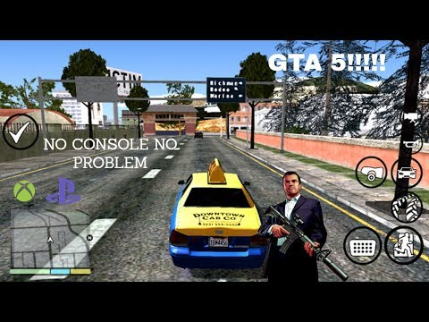 How to Download Gta v on Android.Highly Compress. Legit .100%.No survey.free.2017.