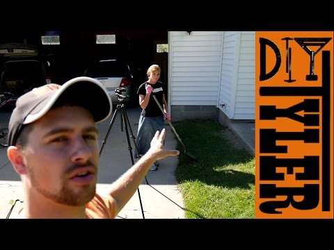 D2D DIY Concrete Stairs | Landscaping
