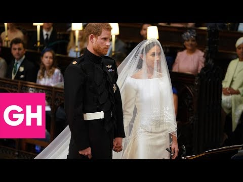 How Prince Harry and Meghan Markle Honored Princess Diana at Their Wedding | GH