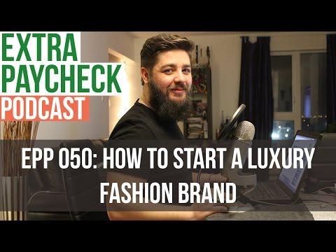 EPP 050: Starting A Luxury Fashion Brand With Joanna Kinsman