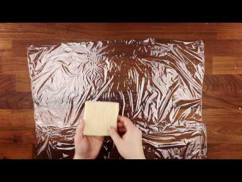 Wrap it up: Club Sandwich Roll