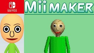 Mii Maker How To Create Pennywise