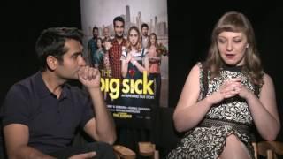 The Big Sick: Kumail Nanjiani & Emily V. Gordon Exclusive Interview