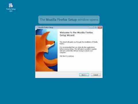 Mozilla Firefox 10 installation guide