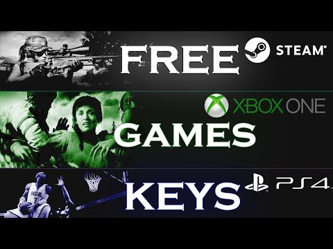 How to get free games download on PS4 , Xbox One and Steam (2018)