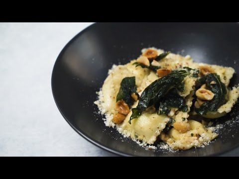 How To Make Homemade Ravioli from Scratch