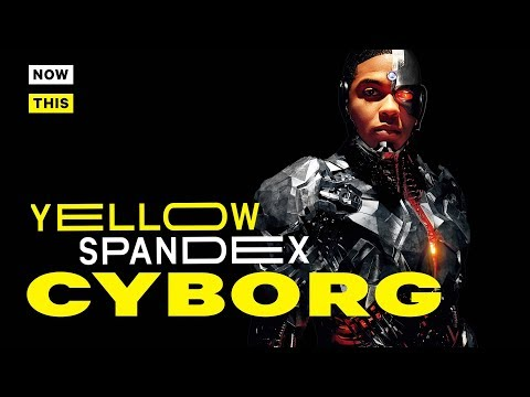 Cyborg's Costume Evolution | Yellow Spandex #9 | NowThis Nerd