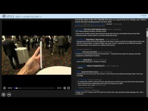 Reddit To Go: Reddit Modern App for Windows 8