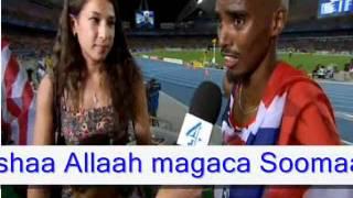 Mo Farah  20110904