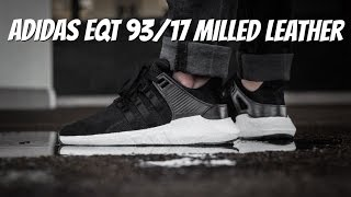 Adidas EQT SUPPORT 93/17 Black BY9512