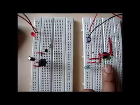 IR Transmitter and Receiver