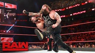 Finn Bálor vs. Bray Wyatt: Raw, Aug. 14, 2017