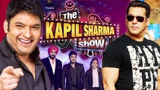 Salman Khan SAVIOUR Of The Kapil Sharma Show - Take A Look