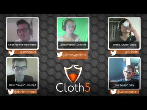 Cloth5 All-In Podcast #2, 'The Glasses Episode'