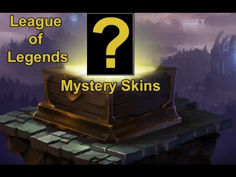 League Of Legends Mystery Skins