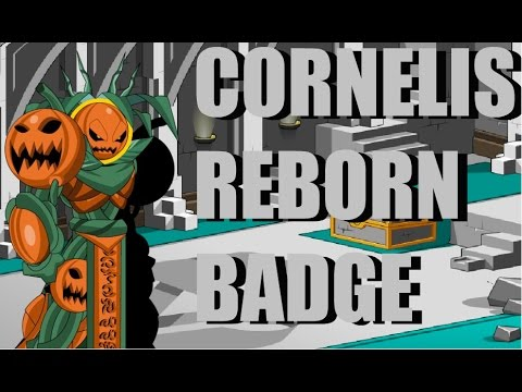 AQW - Cornelis Reborn Badge + Runesweaper!!!