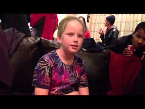 English girl speaks Burmese