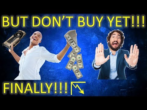 Why are GPU Prices Dropping | Is Mining Dead