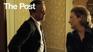 "The Post | ""An Exhilarating Thriller"" TV Commercial 