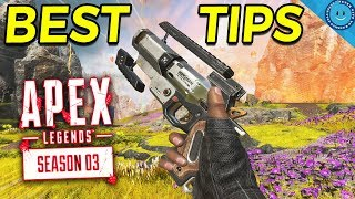 10 Tips To Instantly Improve In Apex Legends Season 3!