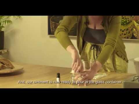 HOW TO MAKE CALENDULA OIL AND CALENDULA OINTMENT (SALVE) [ENG SUBTITLES]