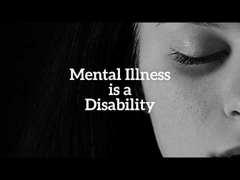 Mental Illness is a Disability get upto $25,000 From Government of Canada!