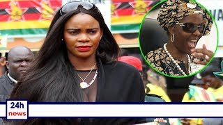 "General Chiwenga's Wife Attacked, ""She Wears Worse Than Grace Mugabe!,"" Zimbabweans Say"