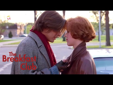The Breakfast Club | Final Scene | Don't You Forget About Me