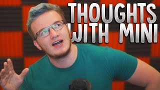 HOW TO KNOW WHEN SHE LIKES YOU, DISS TRACKS, REAL LIFE DREAMS!! - Mini Thoughts