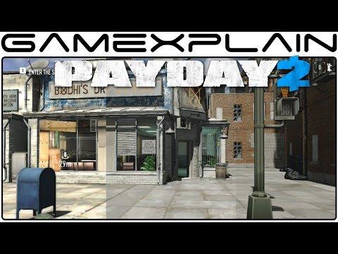 Payday 2 Head-to-Head Comparison (Xbox 360 vs PS4 vs Nintendo Switch)