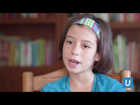 Kid Captain Helena | UCLA Mattel Children's Hospital