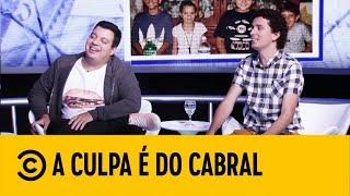 Crianças TERRÍVEIS Comedy Central A Culpa é Do Cabral