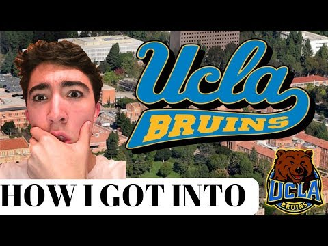 HOW TO GET INTO UCLA (THE EASY WAY!) | SIMPLE STRATEGY I USED TO GET IN!