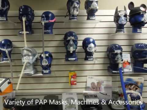 Tour A Liberty Oxygen and Medical Equipment Showroom