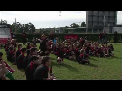 Western Sydney Wanderers Football Clinics