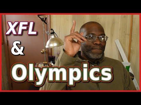 #XFL2020 | Winter Olympics 2018 | Outdoorpreneur's Podcast e2